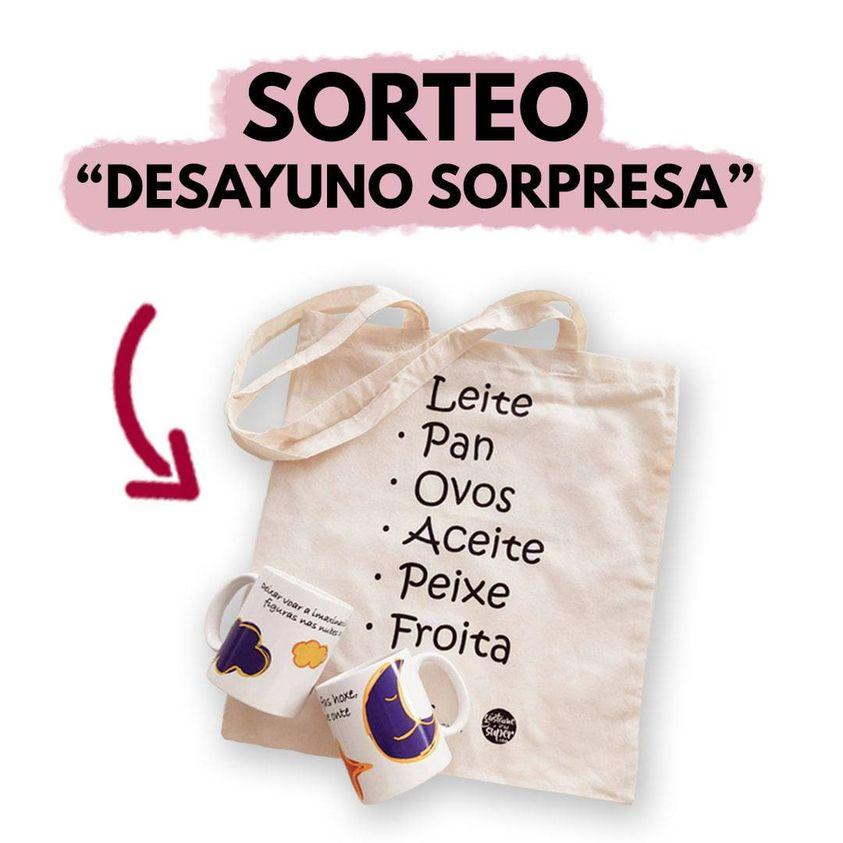 SORTEO PACK DESAYUNO SORPRESA